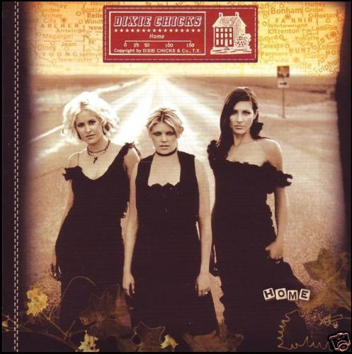 DIXIE CHICKS - HOME ~ COUNTRY CD ~ LANDSLIDE ++ *NEW*