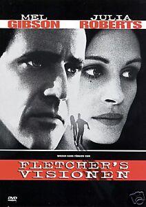 DVD-FLETCHER-039-S-VISIONEN-Mel-Gibson-Julia-Roberts-NEU
