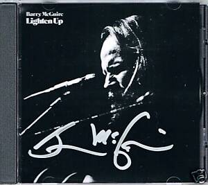 THE-BARRY-MCGUIRE-STORE-LIGHTEN-UP-CD-AUTOGRAPH