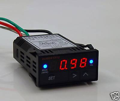 Digital Fuel Oil Pressure Gauge 10 bar/150 PSI