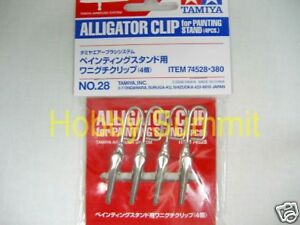 Tamiya-ALLIGATOR-CLIP-Set-use-w-Painting-Stand-Spray-Airbrush-1-12-1-24-74528