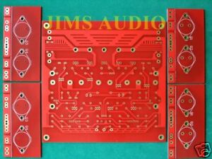 High-Power-Pure-Class-A-amplifier-PCB-KSA100