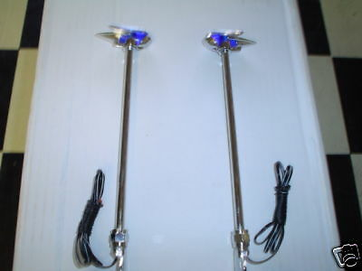 Fender Guide Lights 30,40, Chevy Buick,dodge, Pontiac