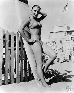 Sharon Tate 5x6 Picture Don T Make Waves Bikini Photo Ebay