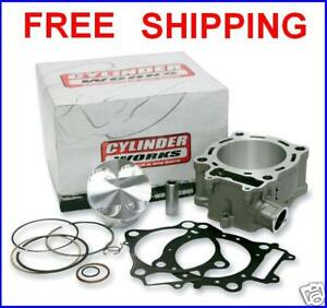 SUZUKI LTR450 CYLINDER WORKS 474cc BIG BORE PISTON KIT LTR 450 2006-2009