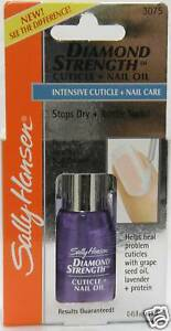 Sally Hansen Diamond Strength Cuticle + Nail Oil - 3075