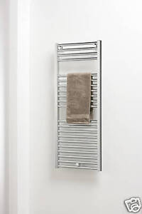 750-x-1172mm-CHROME-CHELMSFORD-STRAIGHT-TOWEL-WARMER-RAIL