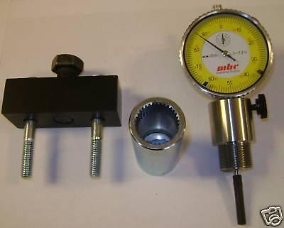 Timing tool kit w/ DV socket 5.9 Dodge Diesel P7100 fuel pump - better mileage