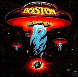BOSTON - S/T D/Rem CD ~ MORE THAN A FEELING 70's *NEW*