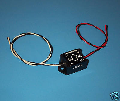 LED RECTIFIER - AC to DC LED CONVERTER USA FULL WAVE on Rummage