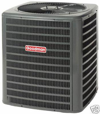 Goodman 2 Ton 13 Seer Heat Pump Central Ac Air Conditioner - R410a Gsz130241