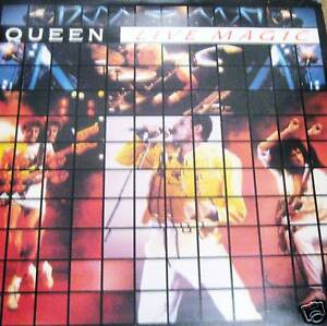 QUEEN- Vinyl LP- Live Magic