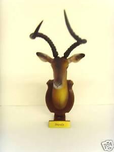 Yujin-Takara-Kaiyodo-Trophy-Hunting-Impala-Head-Mount