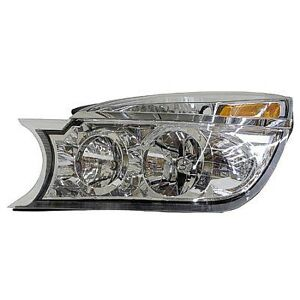 Brand New LH Driver Side Headlight Housing for 2004 2005 Buick Rendezvous