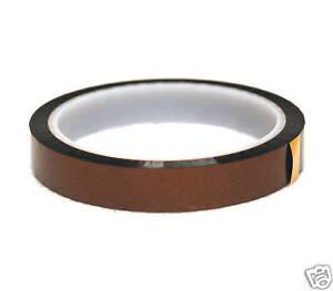 1-High-Temperature-Voltage-Insulation-Tape-Amber-W-10mm