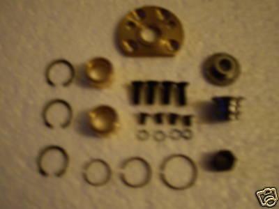 NEW GM 6.5 CHEVY IHI BORGWARNER TURBO MAJOR TURBOCHARGER REBUILD KIT USA