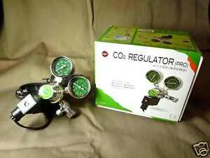 CO2-regulator-with-solenoid-magetic-valve-control