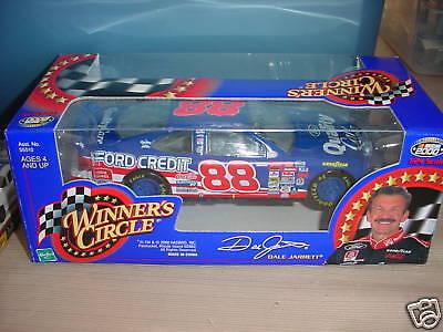Dale Jarrett Ford Credit  88 Winners Circle Car 1 24 Free Usa Shipping