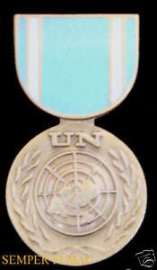 UNITED-NATIONS-UN-OBSERVER-MEDAL-HAT-PIN-IRAQ-IOF