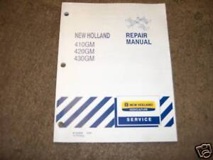 New-Holland-410-GM420-GM-430GM-finish-cut-tri-deck-mower-service-repair-manual