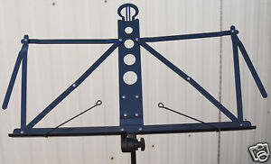 High Quality Folding Music Stand Light Weight New Design Style