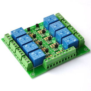 Eight(8) Relay Module,Board, for 8051, PIC Project, 12V