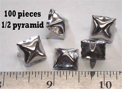 """Инструменты для кожи Silver 1/2"""" Pyramid"""