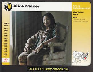 an analysis of the color purple a story by alice walker The novel the color purple by alice walker is a ground-breaking work in american fiction the topic of emotional/physical abuse, especially that endured by black.
