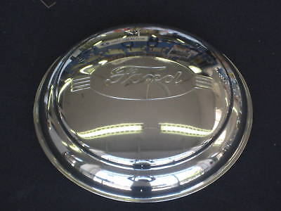 1942 Ford Pass & 1946 Pickup Hubcap Set Of (4) S/steel