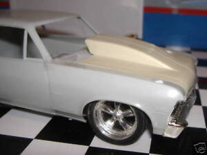 Resin-Outlaw-Hood-for-69-Nova-Revell-72-Nova-AMT