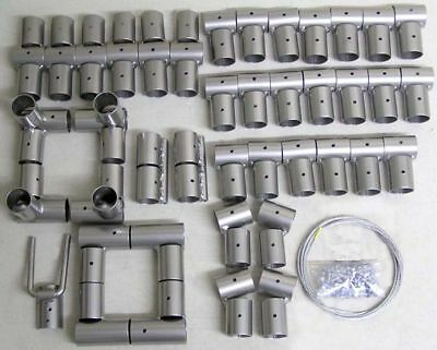 GREENHOUSE KIT 10 X 12 FITTINGS DIY SURVIVAL GARDENING