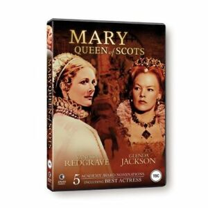 MARY QUEEN OF SCOTS dvd SEALED/NEW Glenda Jackson