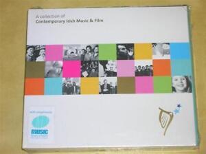RARE-DIGIPACK-2-CD-DVD-CONTEMPORARY-IRISH-MUSIC-FILM-NEUF-SOUS-CELLO