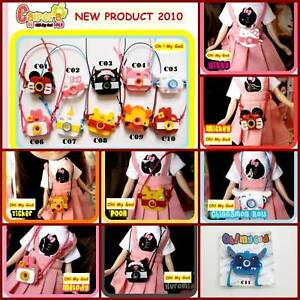 Blythe-Pullip-Barbie-1-6-Doll-C11-Stitch-Fancy-Camera