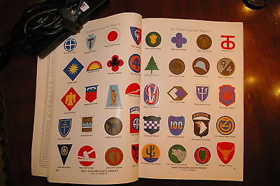 Rare WW2 Patches Badges Ranks Insignia Guide Army USMC Navy Air Corps Force