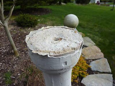 wow-HUGE-cement-victorian-porch-baluster-column-27-x-6
