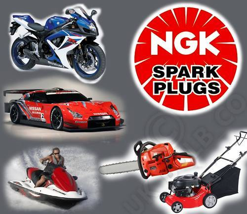 Neuf NGK Bougie D'Allumage Prix Commerce SILMAR9A9S Stockno 6213