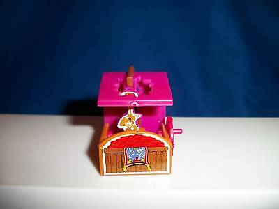 ALADDIN Disney NESTLE MAGIC 1999 Toy ABU STEALS APPLES