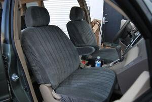 toyota highlander 2001 2010 custom made fit seat covers ebay. Black Bedroom Furniture Sets. Home Design Ideas