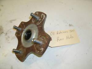 Honda-Rubicon-TRX500-4x4-Rear-Hub-RIGHT