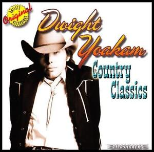 DWIGHT-YOAKAM-COUNTRY-CLASSICS-10-Trk-CD-Album-NEW