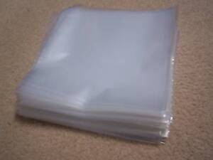 45-NEW-PLASTIC-OUTER-RECORD-COVER-SLEEVES-FOR-7-45-EP-VINYL-AUST-MADE
