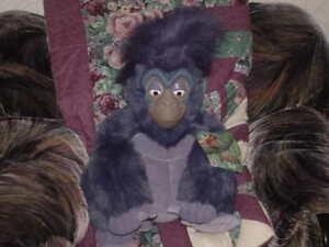 Jumbo Disney Terk Plush Toy W Tags From Tarzan Mattel Ebay