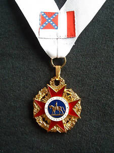 Loyal-Legion-of-the-Confederacy-Non-Civil-War-Confederate-States-Medal