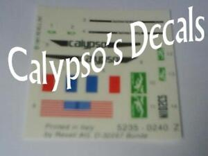 Cousteau-039-s-Calypso-DECALS-1-125-Revell-05101