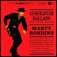 MARTY ROBBINS - GUNFIGHTER BALLADS D/Remaster CD ~ EL PASO~COOL WATER +++ *NEW*