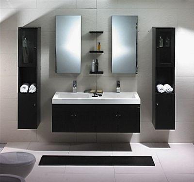 Bathroom Vanity - Modern Bathroom Vanity Set - Double Sink - Dolciano - 52