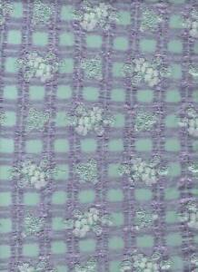 Peppermint Lilac and White Stretch Lace Fabric 113cm Wide - <span itemprop=availableAtOrFrom>Derby, Derbyshire, United Kingdom</span> - Returns accepted Most purchases from business sellers are protected by the Consumer Contract Regulations 2013 which give you the right to cancel the purchase within 14 days afte - Derby, Derbyshire, United Kingdom