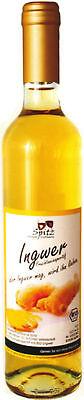 Ingwer Fruchtwein BIO - Grundpreis 100ml / 1,58 Euro