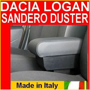 bracciolo per dacia logan sandero duster accoudoir ebay. Black Bedroom Furniture Sets. Home Design Ideas